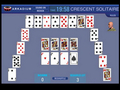 Crescent Solitaire играть онлайн