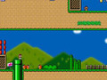 Super Mario World Flash играть онлайн