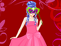 Masquerade party girl dress up играть онлайн