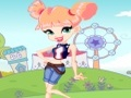 Cute Mini Winx Princess играть онлайн